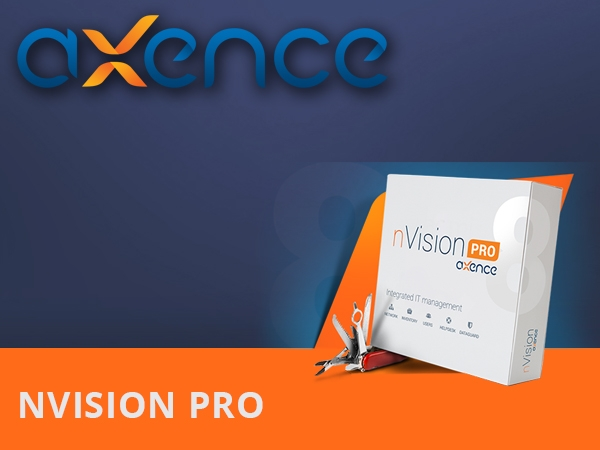 Axence nVision Pro