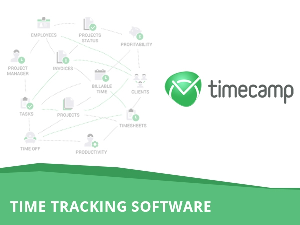 Timecamp monitoring service